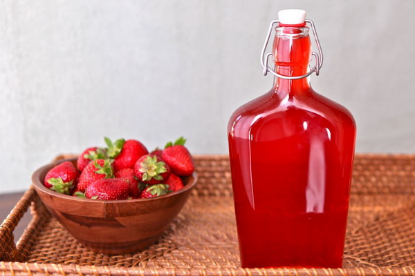 berry-syrup